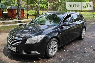 Универсал Opel Insignia 2012 в Любешове