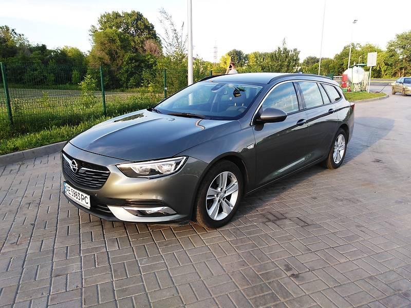 Универсал Opel Insignia 2017 в Днепре
