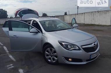 Универсал Opel Insignia 2016 в Новограде-Волынском