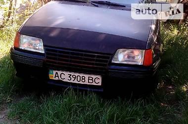 Opel Kadett 1988 в Луцке