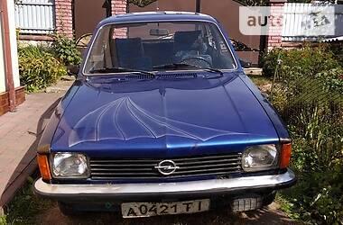 Opel Kadett 1982 в Тернополе
