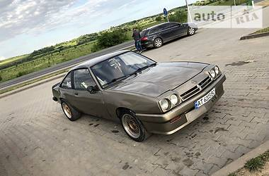 Opel Manta 1981 в Ивано-Франковске