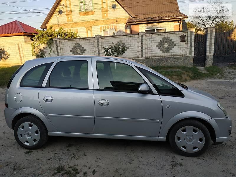 Opel Meriva 2006 в Бердичеве