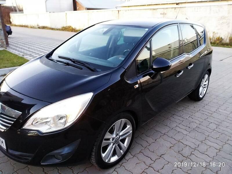 Opel Meriva 2010 в Стрые