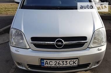 Opel Meriva 2004 в Луцке