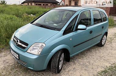 Минивэн Opel Meriva 2003 в Луцке