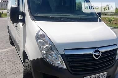 Opel Movano груз. 2013 в Стрые
