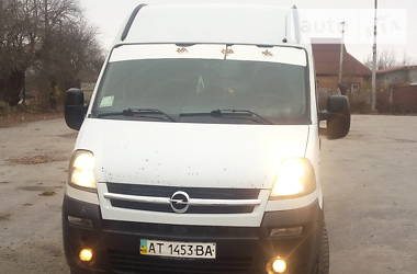 Opel Movano груз. 2004 в Полонном