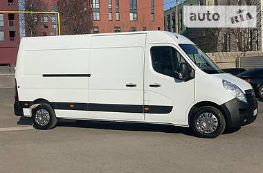 Opel Movano груз. 2015 в Ровно