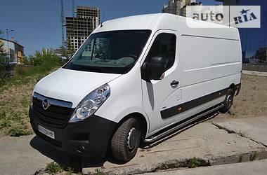 Микроавтобус грузовой (до 3,5т) Opel Movano груз. 2017 в Киеве