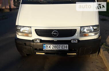 Opel Movano пасс. 2000 в Хмельницком