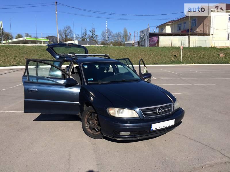 Opel Omega 2001 в Виннице