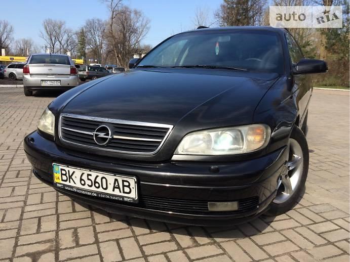 Opel Omega 2002 в Дрогобыче