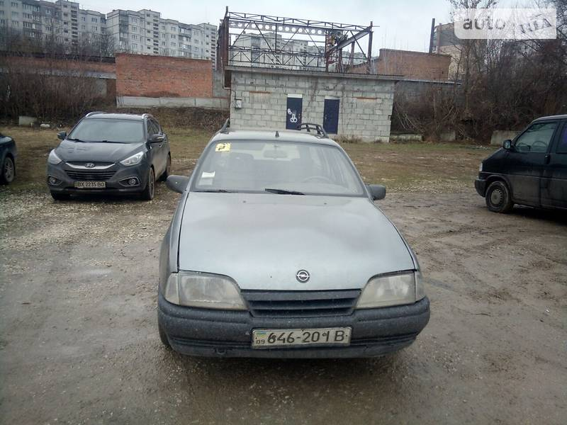 Opel Omega 1988 в Хмельницком