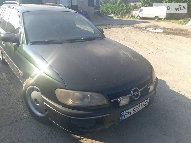 Унiверсал Opel Omega 1994 в Одесі