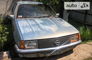 Opel Rekord 1981 в Яготине