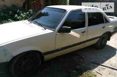 Opel Rekord 1987 в Ужгороде