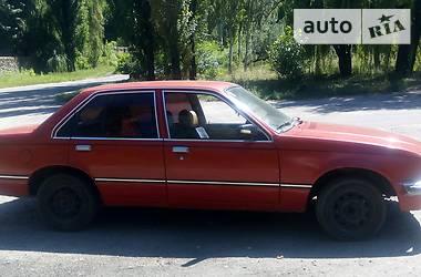 Opel Rekord 1979