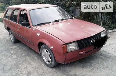 Opel Rekord 1981 в Николаеве