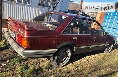 Opel Rekord 1986 в Хотине