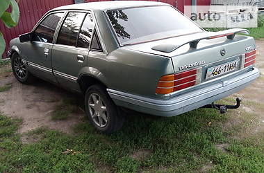 Opel Rekord 1986 в Золотоноше