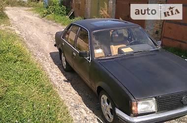 Opel Rekord 1980 в Нововолынске