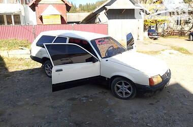Opel Rekord 1983 в Верховине