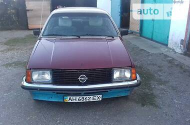 Opel Rekord 1981 в Угледаре
