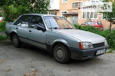 Седан Opel Rekord 1985 в Сумах