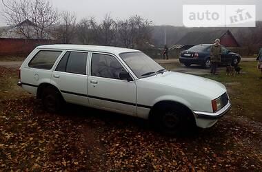 Универсал Opel Rekord 1980 в Ромнах