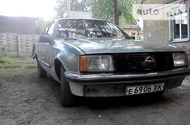 Opel Rekord 1983 в Харкові