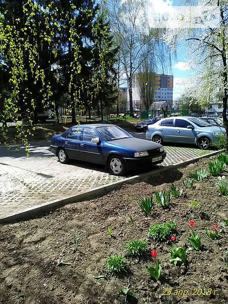 Opel Vectra 1990 года