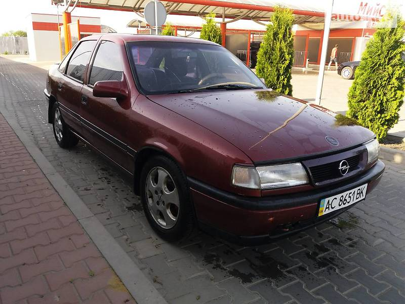 Opel Vectra A 1992 в Луцке