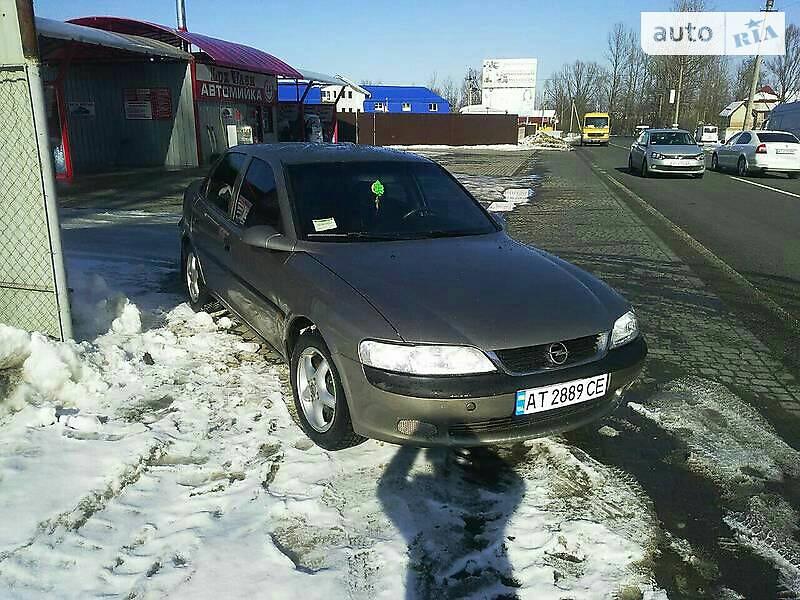Opel Vectra B 1996 в Надвірній