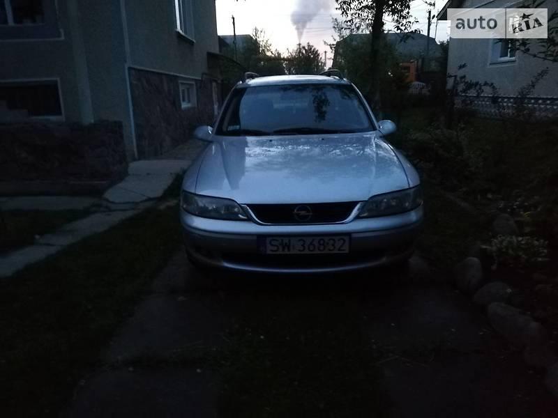 Opel Vectra B 1999 в Івано-Франківську