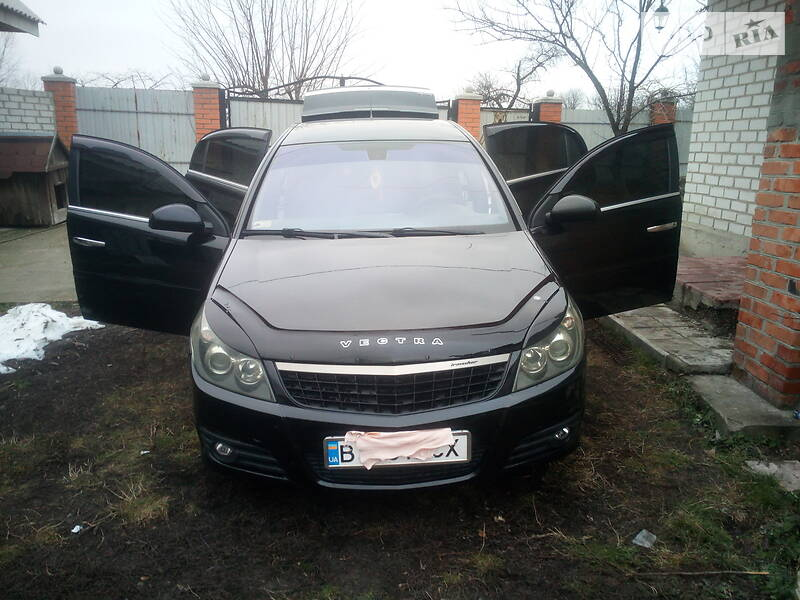 Opel Vectra C 2007 в Кременчуге