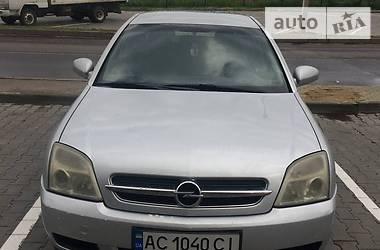 Седан Opel Vectra C 2003 в Луцке