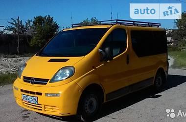 Opel Vivaro груз.-пасс. 2005 в Симферополе