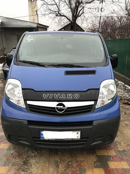 Opel Vivaro пасс. 2012 года в Одессе
