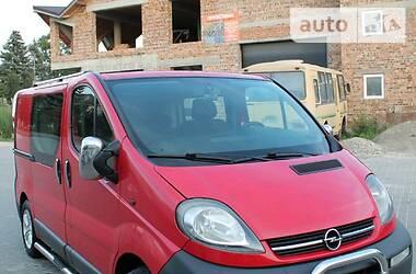 Opel Vivaro груз.-пасс. 2006 в Коломые