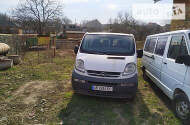 Opel Vivaro груз.-пасс. 2005 в Жмеринці