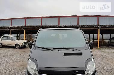 Легковой фургон (до 1,5 т) Opel Vivaro груз.-пасс. 2008 в Андрушевке
