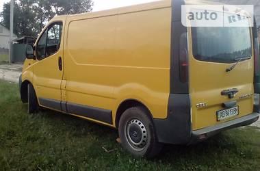 Opel Vivaro груз. 2004 в Киеве