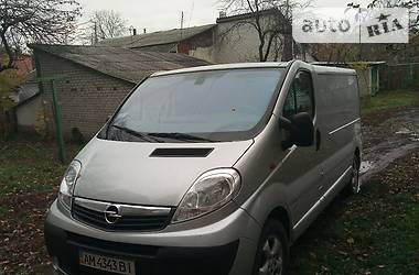 Opel Vivaro груз. 2008 в Житомире