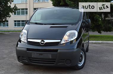 Opel Vivaro груз. 2013 в Дубні