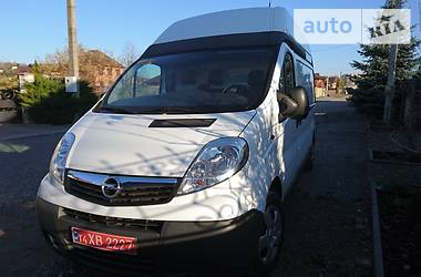 Opel Vivaro груз. 2014 в Виннице