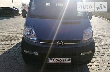 Opel Vivaro груз. 2002 в Хмельницком