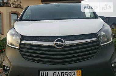 Opel Vivaro груз. 2016 в Луцке