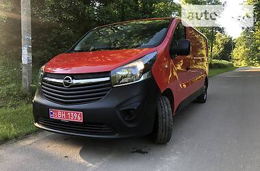 Opel Vivaro груз. 2015 в Бродах