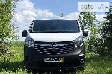 Opel Vivaro груз. 2016 в Тернополе